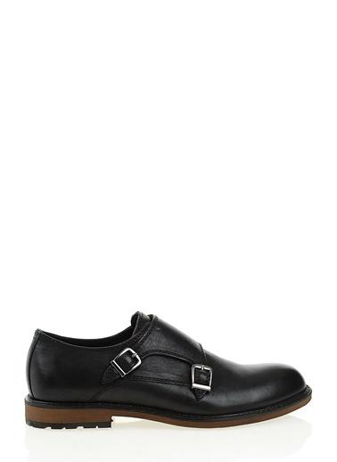 Çift Tokalı Ayakkabı-Greyder